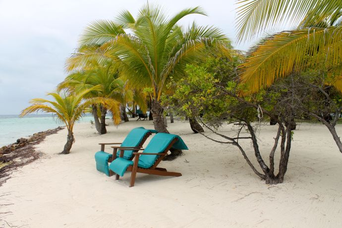 Want to sit in a chair all day on the beach? Awesome!